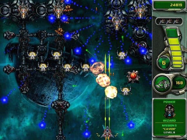 Star Defender Screenshot 2