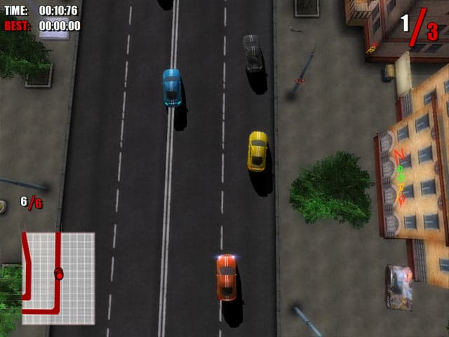 Street Racer Screenshot 0