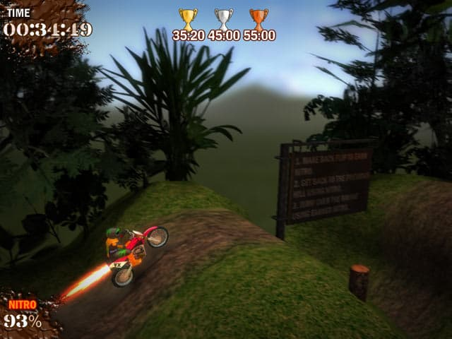 Super Motocross Deluxe Screenshot 0