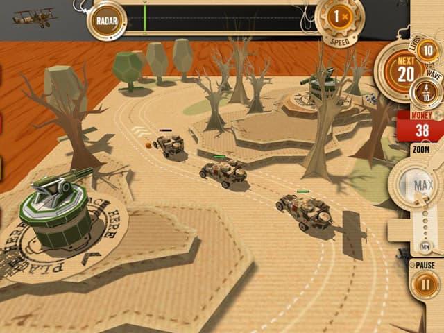 Tabletop Defense Screenshot 1