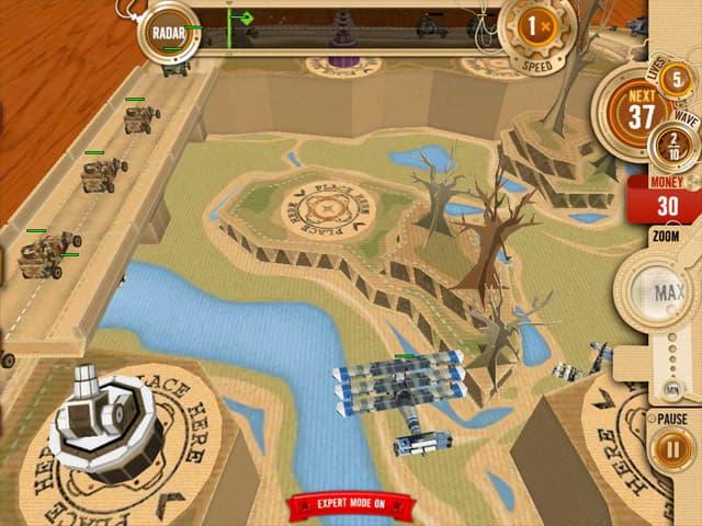 Tabletop Defense Screenshot 2
