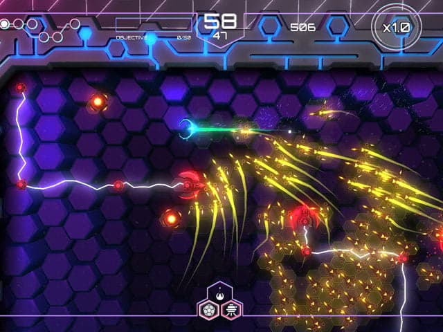 Tachyon Project Screenshot 1