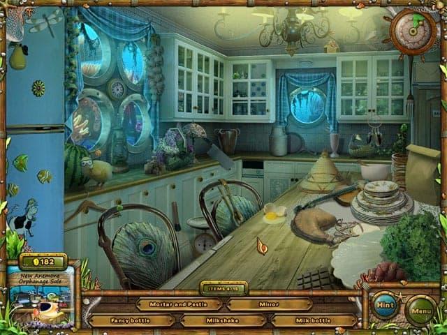Tales of Lagoona: Orphans of the Ocean Screenshot 2