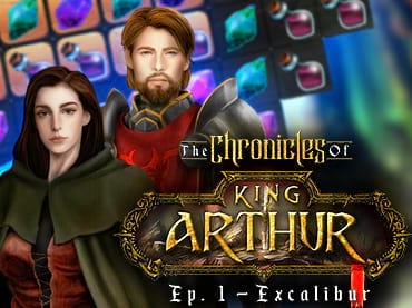 The Chronicles of King Arthur: Episode 1 Excalibur