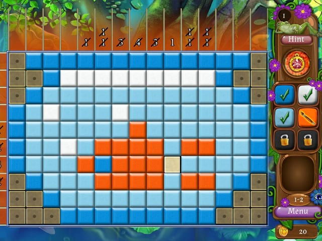 The Far Kingdoms: Garden Mosaics Screenshot 0
