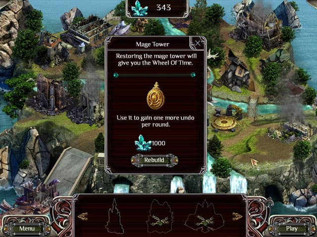 The Far Kingdoms: Sacred Grove Solitaire - Download PC Game Free