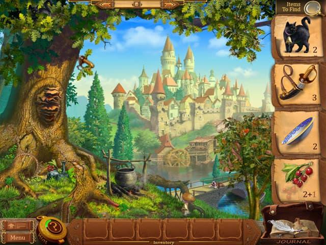The Surprising Adventures of Munchausen Screenshot 1