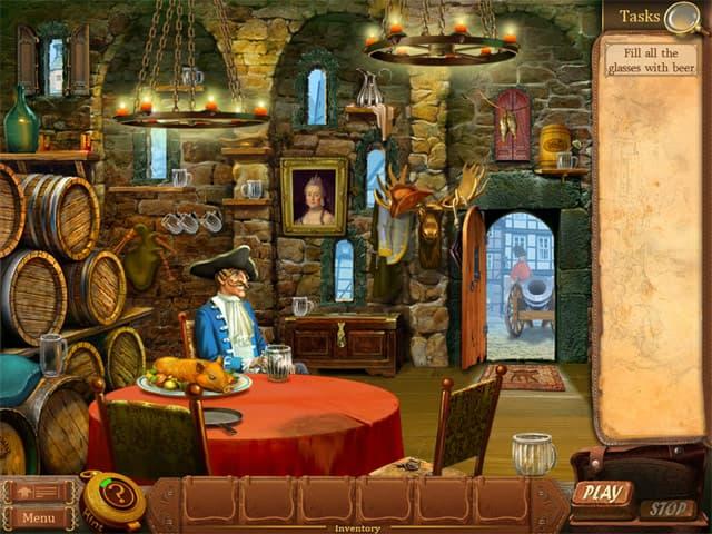 The Surprising Adventures of Munchausen Screenshot 2