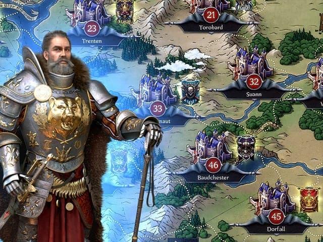 Throne: Kingdom at War Screenshot 1