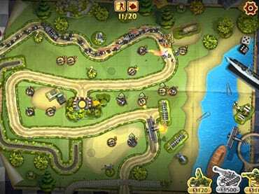 Toy Defense Free Game