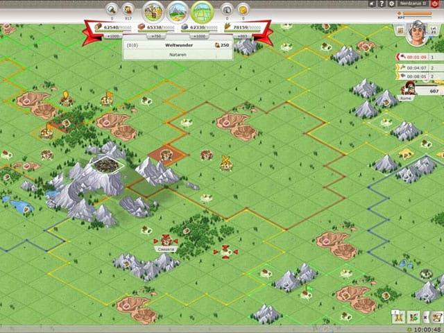 Travian Kingdoms Screenshot 2