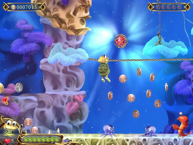 Turtle Odyssey 2 Screenshot 1