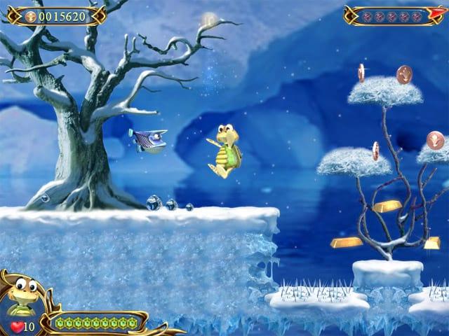 Turtle Odyssey 2 Screenshot 2