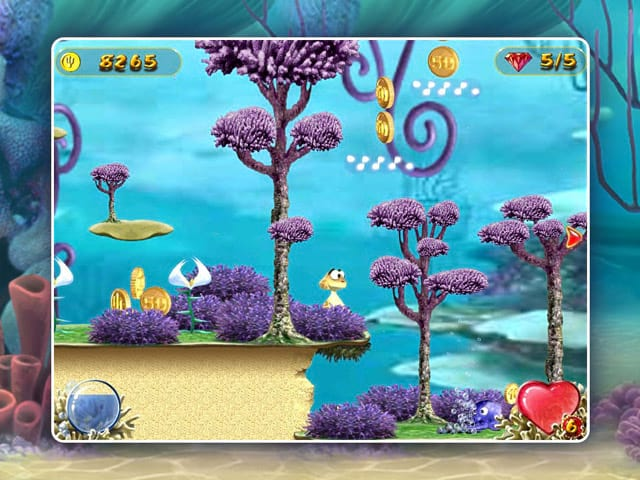 Turtle Odyssey Screenshot 1