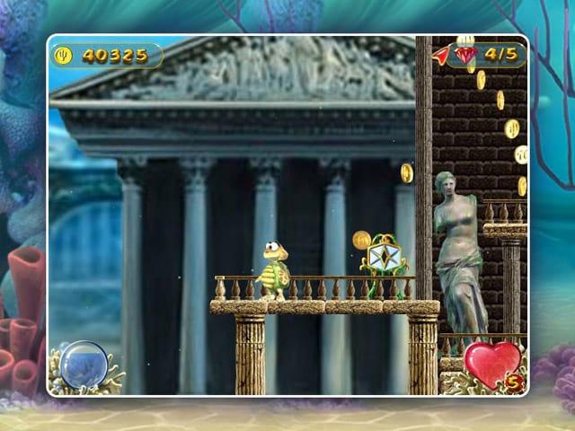 Turtle Odyssey Screenshot 2