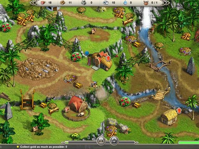 Viking Saga Screenshot 1