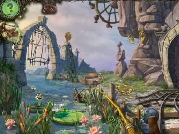 Witche's Pranks: Frog's Fortune Free Games Download