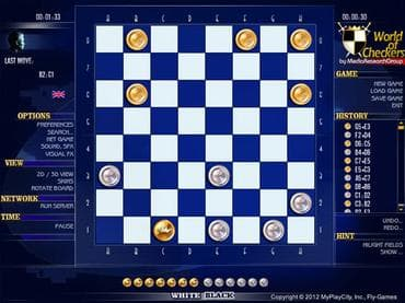 World of Checkers Free Games