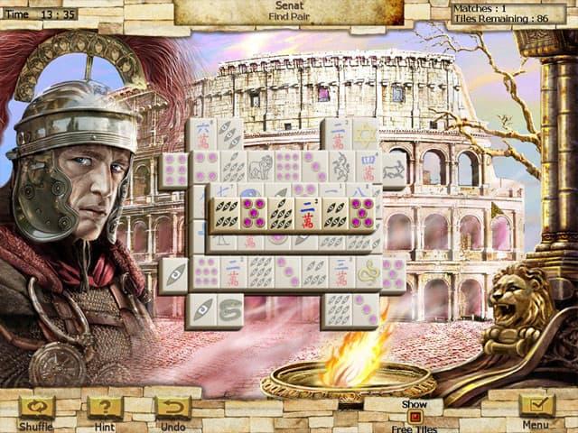 World's Greatest Places Mahjong Screenshot 0