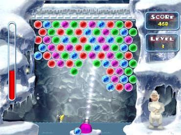 Yeti Bubbles Free Game