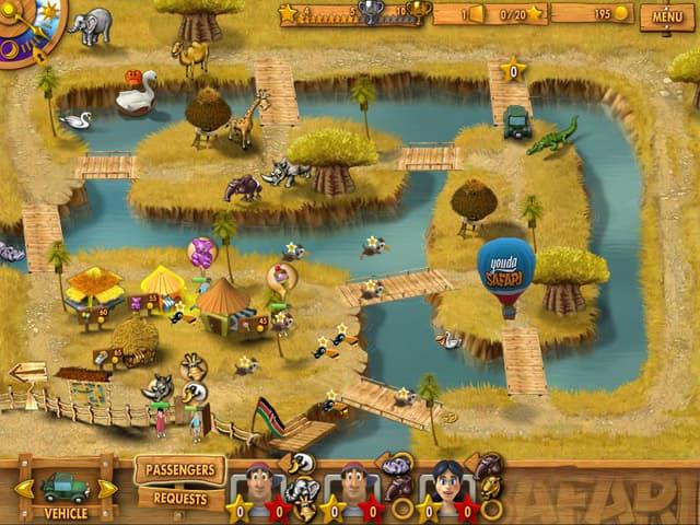 Youda Safari Screenshot 1