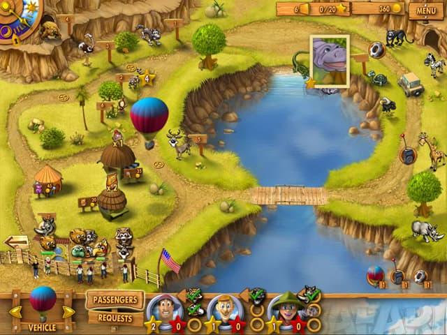 Youda Safari Screenshot 2