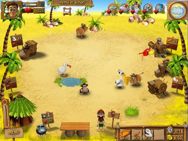 Youda Survivor Screenshot 0