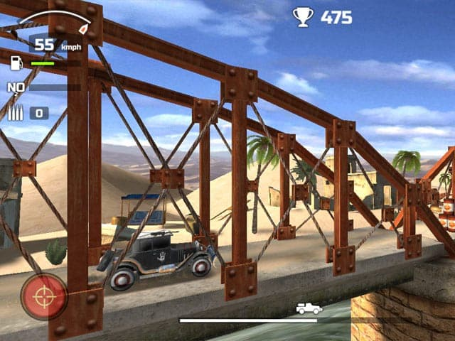 Zombie Derby 2 Screenshot 2
