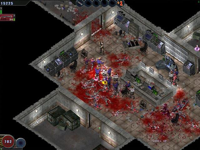 لعبة الرعب الاولى Zombie Shooter مضغوطة الى 45 ميجا فقط