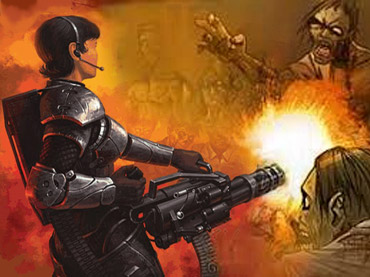 Zombie Shooter 2 Free Game