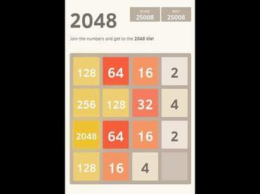 SCARICARE 2048 GIOCO