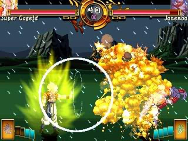 free games dragonballz