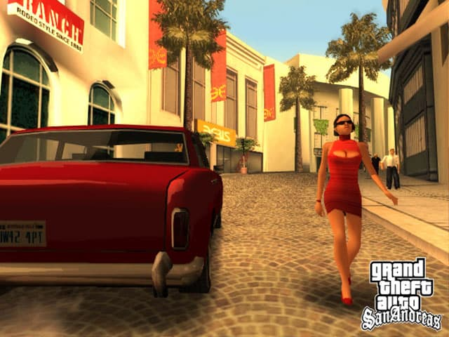 GTA San Andreas - Download Free Game Free