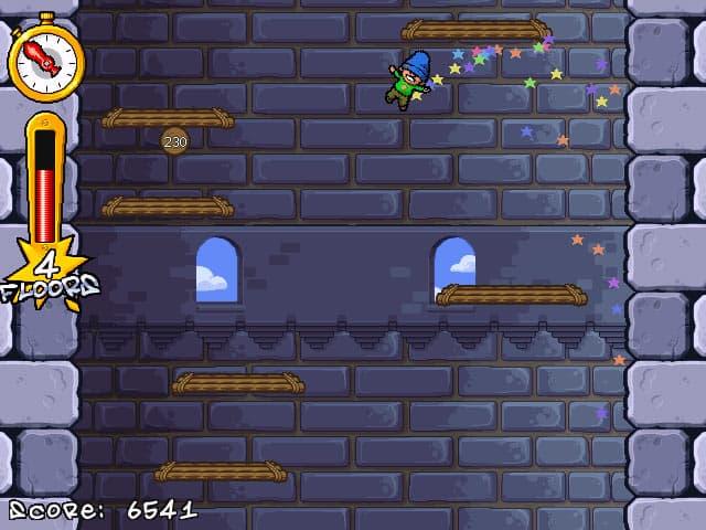 تحميل لعبة الرجل النطاط - Icy Tower