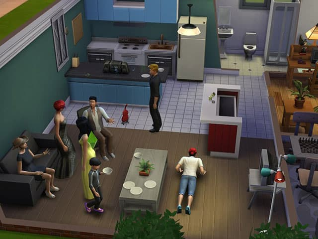 sims 4 free game download
