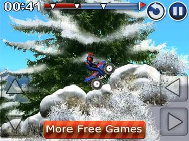 ATV Extreme Winter