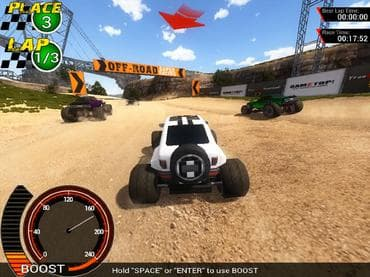 Off-Road Super Racing Free Game